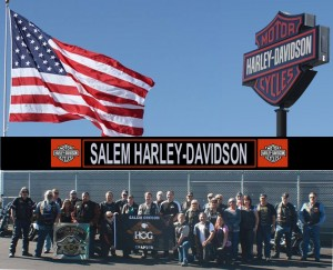 Salem HOG Chapter member photo 2015