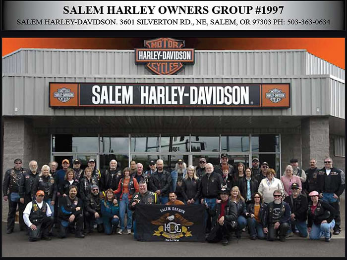 Salem Oregon Harley Owners Group (HOG Chapter #1997)