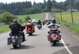 Salem HOG Poker Run