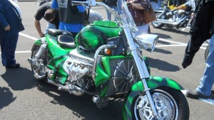 Salem HOG Bike Show at Rally In The Valley